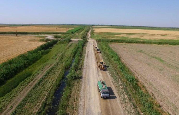 Şamaxıda 5 yaşayış məntəqəsinin yolu yenidən qurulur (FOTO)